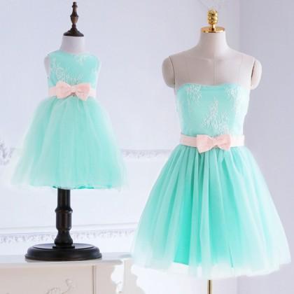 Sweeten The Deal Dress - Turquoise