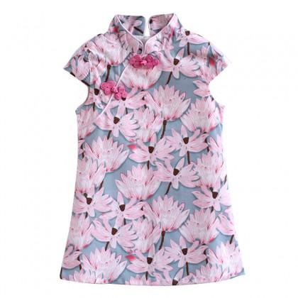 Enchantment Floral Dress