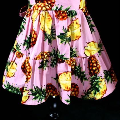 Pineapple Kisses Dress