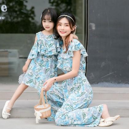 Miss Spontaneous Dress/Jumpsuit - Blue