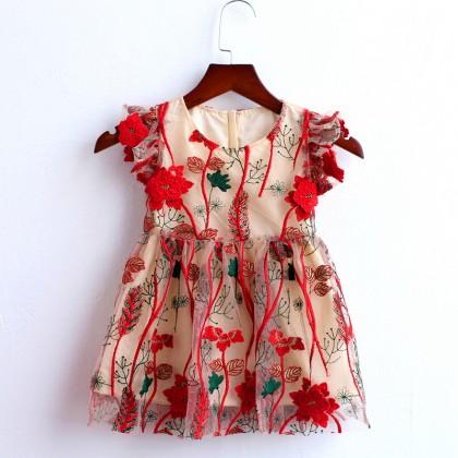 Blooming Bouquet Dress