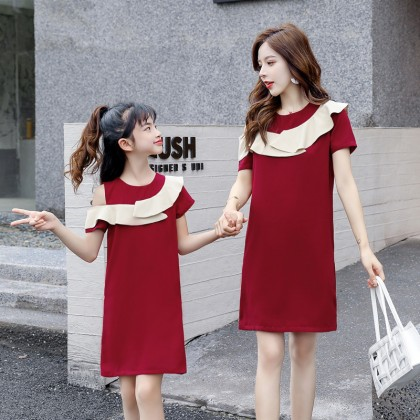 Sweet Talk Dress - Red