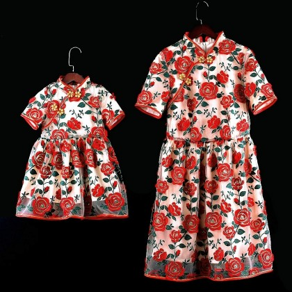 Overflowing Love Dress